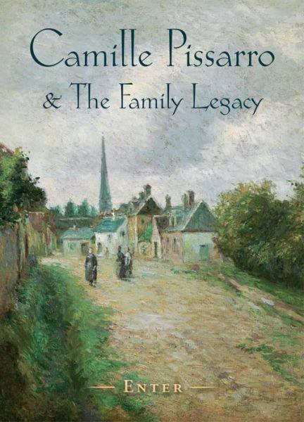 Pissarro Family Exhibition