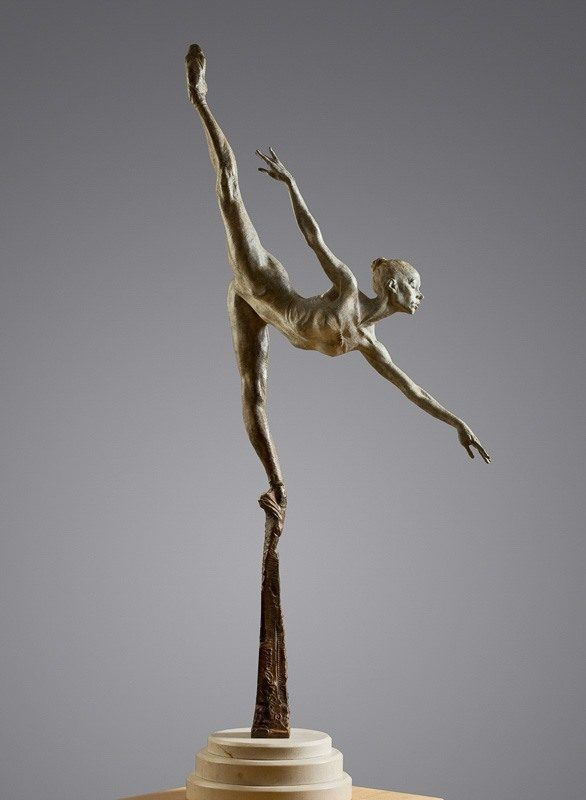 Richard MacDonald: Penche Monet