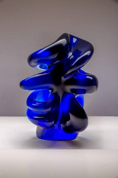 Laura Leal Crystal Sculpture Untitled XIV